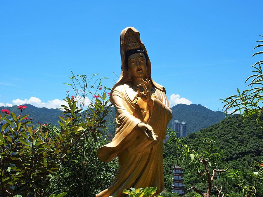 hong-kong dix mille bouddhas