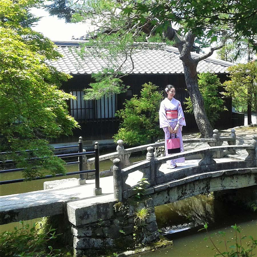japon jardins kyoto