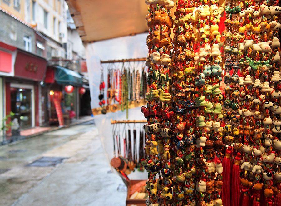 Quels souvenirs ramener d'Hong-Kong ?