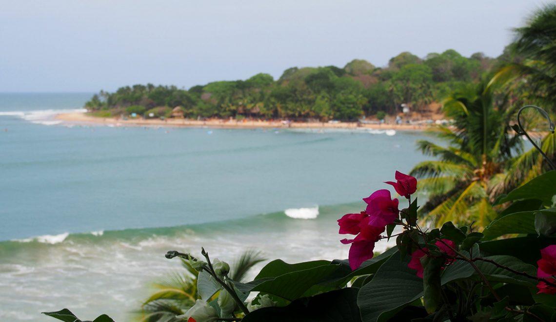 Baie d'Arugambay, Sri Lanka